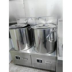 加大卤水炉电磁卤鹅炉_科技园电磁卤鹅炉_钜兆电磁炉(图)图片
