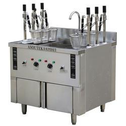 中山智能煮面炉,钜兆电磁炉,专业生产智能煮面炉厂家图片