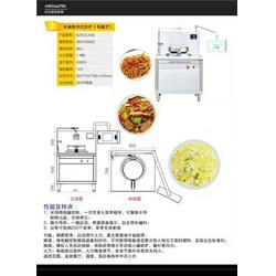江苏炒菜机器人_钜兆电磁炉_炒菜机器人让中餐出品标准化图片