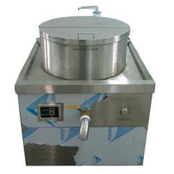 广州电磁卤鹅炉|钜兆电磁炉|物只卤鹅连锁专用加大电磁卤鹅炉图片