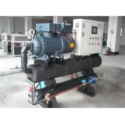 中央空调螺杆机组|鑫鑫制冷服务(在线咨询)|螺杆机图片