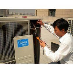 海尔中央空调维修公司图片