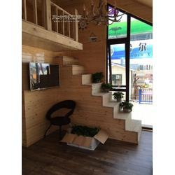 黑龍江景区木屋、高端别墅木屋图片