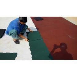 新鲁中塑胶铺设(图)|儿童地垫厂家|儿童地垫图片