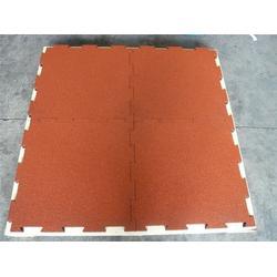 卡扣拼装地板_拼装地板_新鲁中塑胶铺设(查看)图片