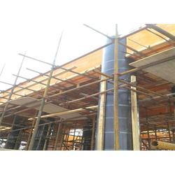圆柱模板生产专家、圆柱模板、栋航建筑圆模板厂家(查看)图片