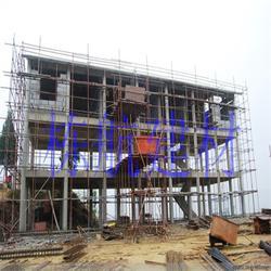 建筑圆模板赠送钢带_建筑圆模板_栋航建筑圆模板厂家图片