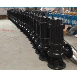 黑龙江100WQ100-7-4灰浆泵,潜水渣浆泵铰刀图片