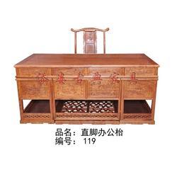 添姿家具,红木办公桌台,佛山红木办公桌图片