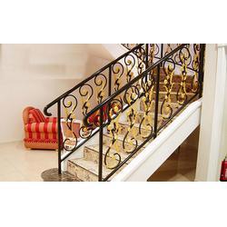 上海申豫铁艺、上海铁艺楼梯品牌、上海铁艺楼梯图片