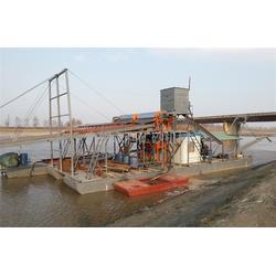 青州射吸抽沙船、射吸抽沙船、山东永利矿沙机械图片