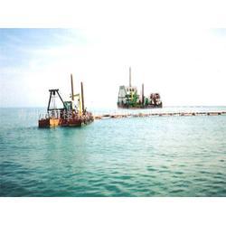 山东永利矿沙机械(多图)|YL河道清淤船|河道清淤船图片