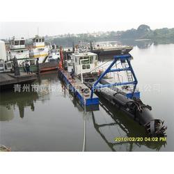 中型河道挖泥船、河道挖泥船、山東永利礦沙機械圖片