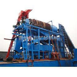 链斗式淘金船,淘金船,山东永利矿沙机械图片