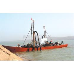 抽沙船规格,山东永利矿沙机械,宁夏抽沙船图片