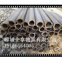 小口径定尺厚壁异形钢管、20外六角内圆十二角钢管图片