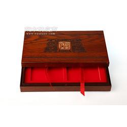 中国红十二生肖木盒展示板图片