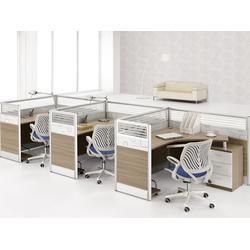 华凯办公家具(图)、东莞屏风式办公桌、白色屏风式办公桌图片