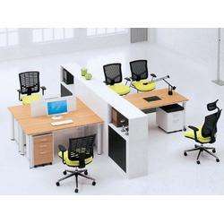 多人办公桌 厂家直销(图) 三人办公桌 三人办公桌图片