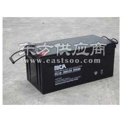 供应原装正品MCA蓄电池FC12-100代理商报价图片