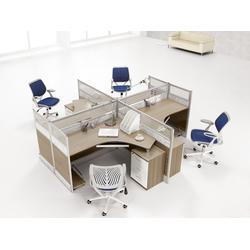 制作办公桌|购买办公桌哪家便宜|办公桌隔断图片
