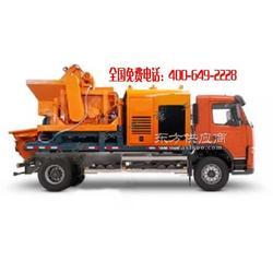 车载式混凝土输送泵多少钱台图片
