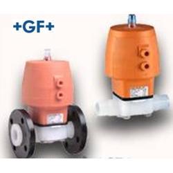 隔膜阀 GF+PVDF隔膜阀-PVDF隔膜阀作用图片