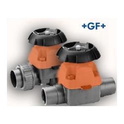 江门隔膜阀-瑞士 GF+管件阀门 GF+隔膜阀型号图片