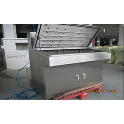 不锈钢电力操作台,奇圣公司,不锈钢电力操作台品质图片