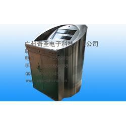 教学不锈钢操作台,不锈钢操作台,广州奇圣(查看)图片