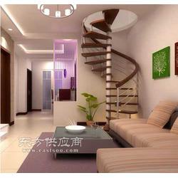 钢木楼梯个性化的定做身心放松享受自由图片