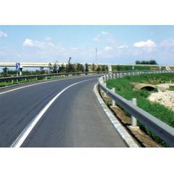 浙江金华三波护栏板工程、三波护栏板、航图交通设施(查看)图片