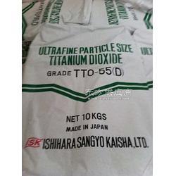 日本石原TTO-55D纳米级超微细型金红石钛白粉图片