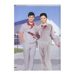超星工作服生产厂_通州区工作服定做_工作服定做图片
