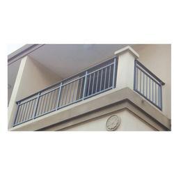 不生锈阳台护栏、安耐美工贸(在线咨询)、阳台护栏图片