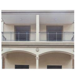阳台护栏生产厂家-安耐美工贸(在线咨询)阳台护栏图片