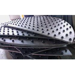 莱西造球盘衬板-盛通橡塑总部-高分子聚乙烯造球盘衬板型号全图片