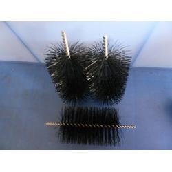 滚筒毛刷公司-滚筒毛刷-裕隆,钢丝刷机械厂家(查看)图片