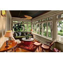 阳光房安装|烟台莱山阳光房|烟台海林建材图片