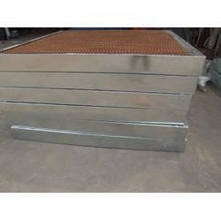 降温湿帘|正大环境控制设备(认证商家)|车间降温湿帘图片
