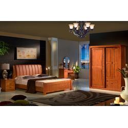 床|床厂家|实木床图片
