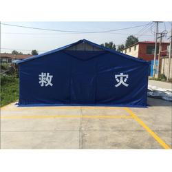 帆布救灾帐篷,齐鲁帐篷 框架(在线咨询),海南救灾帐篷价格