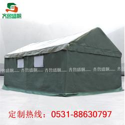 工程施工帐篷,吉林施工帐篷,齐鲁帐篷 保暖图片