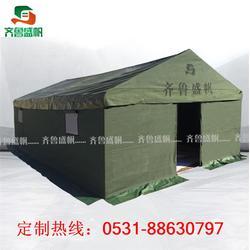 施工帐篷|内蒙古施工帐篷|齐鲁帐篷 保暖(查看)图片