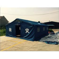 商丘救灾帐篷|齐鲁帐篷 框架|户外救灾帐篷图片