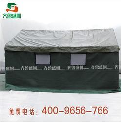 施工帐篷 迷彩|齐鲁盛帆(在线咨询)|施工帐篷图片