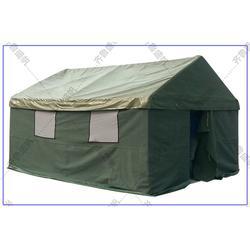 帆布施工帐篷_齐鲁帐篷 保温(在线咨询)_吉林施工帐篷图片