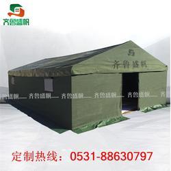 施工帐篷-齐鲁帐篷 防寒(在线咨询)-江苏施工帐篷图片