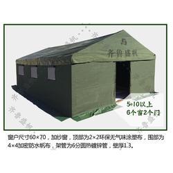 齐鲁帐篷 保暖 施工帐篷规格 日照施工帐篷