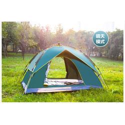 野外旅游帐篷、北京旅游帐篷、齐鲁盛帆 绿色图片
